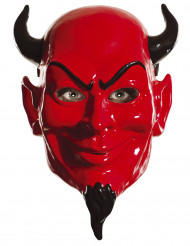 Maschera da Red Devil di Scream Queens™ per adulto