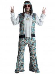 Costume da Hippie psichedelico per uomo