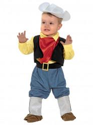 Costume Cowboy per Bébé
