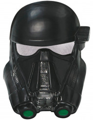Maschera Death Trooper Star Wars Rogue One™ bambino