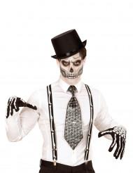 Bretelle osso Adulto Halloween