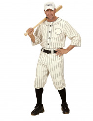 Costume giocatore baseball Adulto