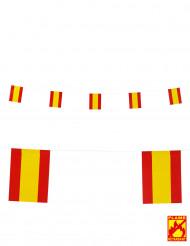 Ghirlanda di bandierine Spagna