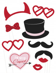 kit photobooth San Valentino