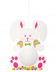 Decorazione da appendere coniglio di Pasqua