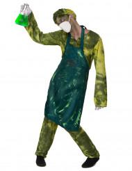 Costume chirurgo radiattivo uomo