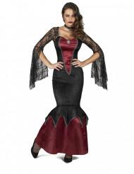 Costume da dama gotica sexy per donna
