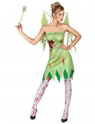 Costume da fata insanguinata per donna