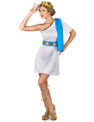 Costume regina Greca romana donna