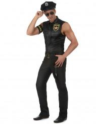 Costume poliziotto sexy uomo