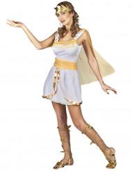 Costume dea guerriera greca donna