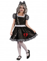 Costume da bambola fantasma per bambina