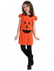 Costume da zucca  bonton  per bambina