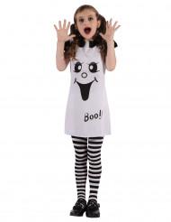 Costume da fantasma  bonton  per bambina
