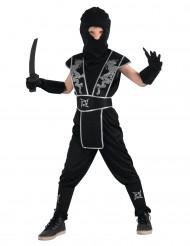 Costume Ninja stella Shuriken bambino