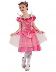 Costume da principessa al ballo per bambina