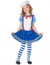 Costume da marinarettaper bambina
