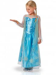 Costume classico Elsa Frozen™ per bambina