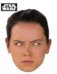 Maschera cartone Rey - Star Wars VII™