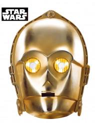 Maschera cartone C3-PO Star Wars™