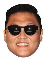 Maschera di cartone Psy ™- Gangnam Style
