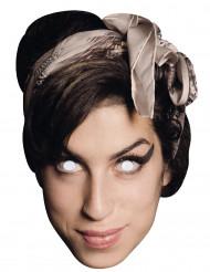 Maschera cartone Amy Winehouse
