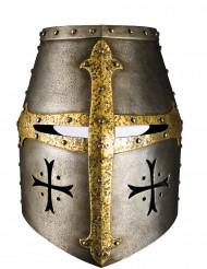 Maschera di cartone cavalierie