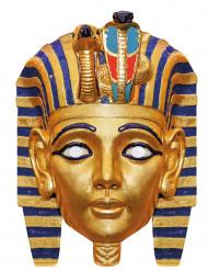 Maschera da faraone in cartone