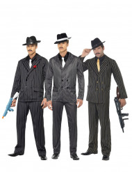 Costume gruppo Gangster Adulto