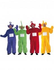 Costume gruppo pupazzo TV Adulti