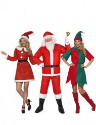 Costume gruppo Natale adulti