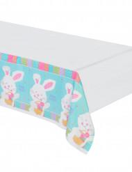 Tovaglia in plastica coniglio di Pasqua