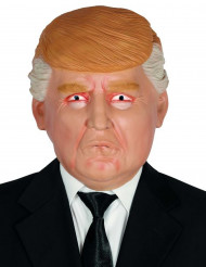 Maschera Mr President americano per adulto