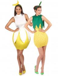 Costume di coppia frutta per donna