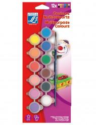 Palette di pittura 12 colori Lefranc & Bourgeois®