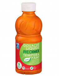 Tempera liquida arancione 250 ml Lefranc & Bourgeois®