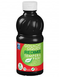 Tempera liquida nera 250 ml Lefranc & Bourgeois®
