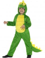 Costume tuta da coccodrillo per bambino