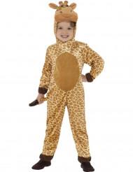 Costume tuta da giraffa per bambino