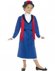 Costume da tata inglese per bambina