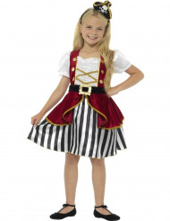 Costume da piccola piratessa per bambina