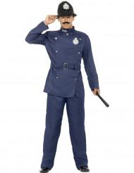 Costume da poliziotto ingelse per uomo