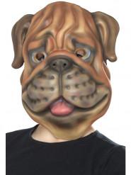 Maschera da cane per bambino
