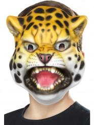 Maschera da leopardo per bambino