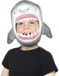 Maschera da squalo per bambino
