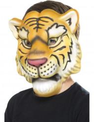 Maschera da tigre per bambino