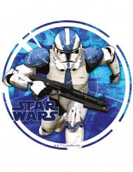 Disco di zucchero Stormtrooper - Star Wars™