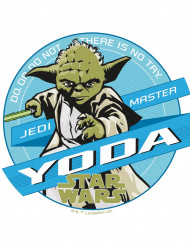 Disco per torte Yoda - Star Wars™ 20 cm