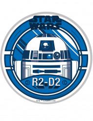 Disco di zucchero R2-D2 Star Wars™ 20 cm