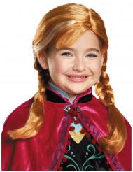 Parrucca Anna Frozen Il Regno di Ghiaccio™ Bambina